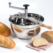 Stainless Steel Bread Dough Maker