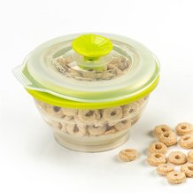 Collapsible Food Container - 1 Cup Round