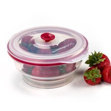 Collapsible Food Container – 4 Cup Round