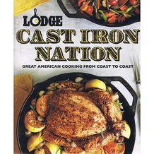 Lodge Cast Iron Nation Cookbook
