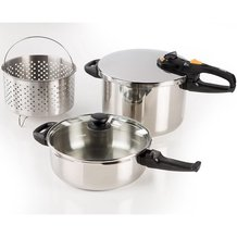 Fagor Pressure Cooker Set
