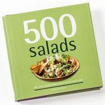 500 Salads Book