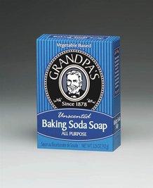 Grandpa's Baking Soda Bar Soap