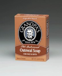 Grandpa's Oatmeal Bar Soap