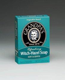 Grandpa's Witch Hazel Bar Soap
