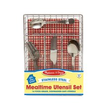 Mealtime Utensil Play Set