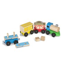 Classic Cargo Toy Train