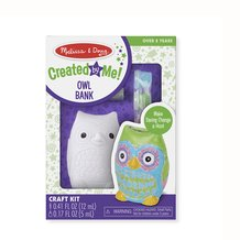 Decorate Your Own Owl Bank Kit