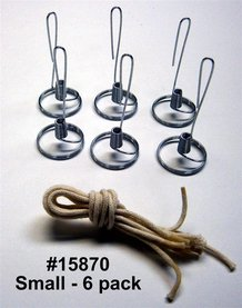 Make Your Own Olive Oil Lamp Parts - Votive size 6-pack