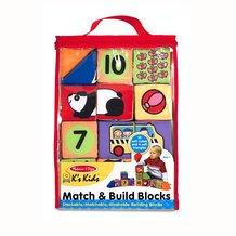 Match and Build Soft Blocks