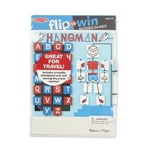 Flip to Win Hangman Travel Game