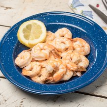 Freeze-Dried Shrimp