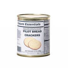 Emergency Pilot Bread Crackers