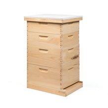 Amish-Made Beehive Combo Kit