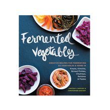 Fermented Vegetables Book