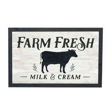 Farm Fresh Farmhouse Frame