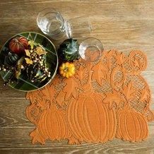 Pumpkin Vine Placemats