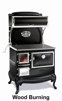 Elmira Fireview Wood Cookstove