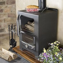 Baker's Oven Wood Heat/Cook Stove