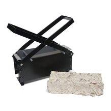 Newspaper Brick Maker