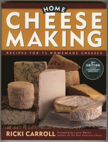 Home Cheesemaking Book