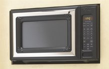 Elmira 2.00 cu ft Microwave Oven with Matching Antique Style