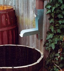 Downspout Rain Catcher