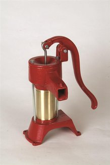 Closed Spout Hand Cistern Water Pump
