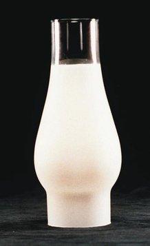 """Oil Lamp Chimney 2-5/8"""" base"""