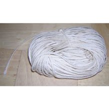 24 Ply Flat-Braid Wicking for Candlemaking