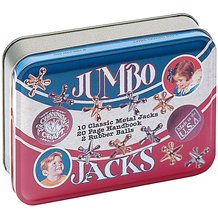 Jumbo Jacks in Classic Tin