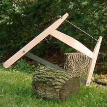 Hickory Bucksaw