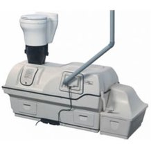 Centrex 3000 Air-flow Composting Toilet System