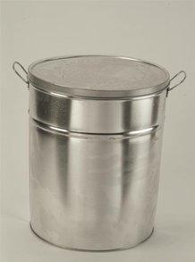 Tin Lard Cans