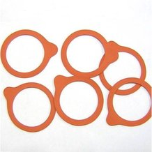 Small Mouth Rubber Gaskets