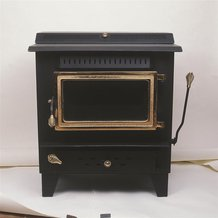 Large Hitzer Coal Heat Stoves