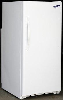 Blizzard Upright Gas Freezers - 18 cu ft
