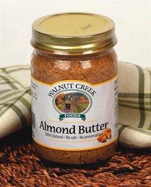 All-Natural Almond Butter