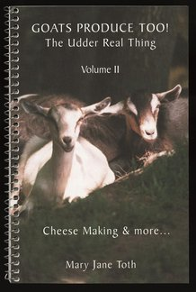 Goats Produce Too! Book