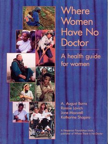 Where Women Have No Doctor Book