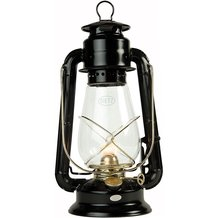 Dietz Junior Lantern - Black with Gold Trim