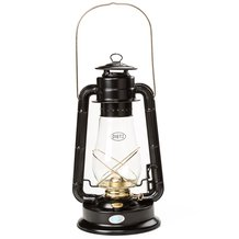 Dietz Blizzard Hurricane Oil Lantern - Black