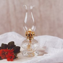 Star Banquet Oil Lamp