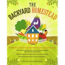 The Backyard Homestead Book