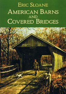 American Barns and Covered Bridges Book