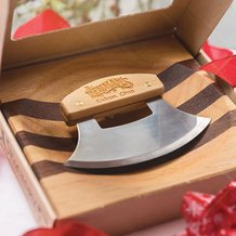 Lehman's ULU Knife and Bowl Set