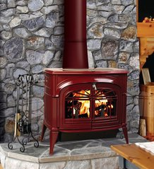 Encore Flex Burn Catalytic/Non-Catalytic Wood Stove