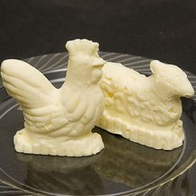 2-Piece German Butter Molds