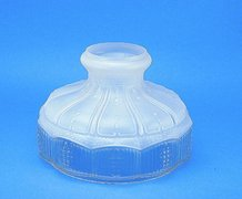 Glass Reproduction #9 Oil Lamp Shade