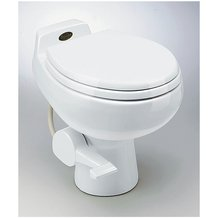 Low-Water Toilet Fixture for Composting Toilet Systems